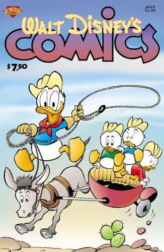 Walt Disney's Comics And Stories #682