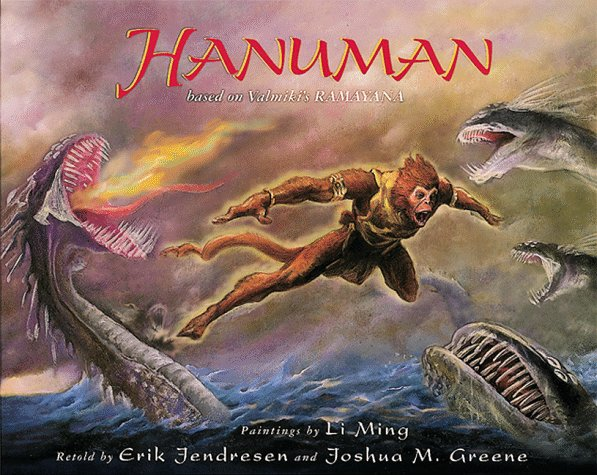 Hanuman: Based on Valmiki's Ramayana