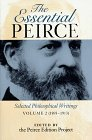 The Essential Peirce, Volume 2: Selected Philosophical Writings, 1893–1913