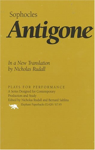 an analysis of creons downfall in antigone an ancient greek tragedy by sophocles