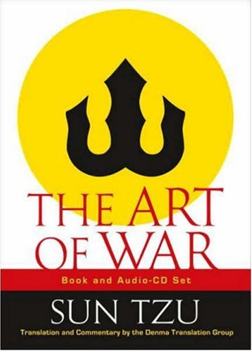 The Art of War (Book and Audio-CD Set)