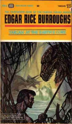 Tarzan at the Earth's Core by Edgar Rice Burroughs