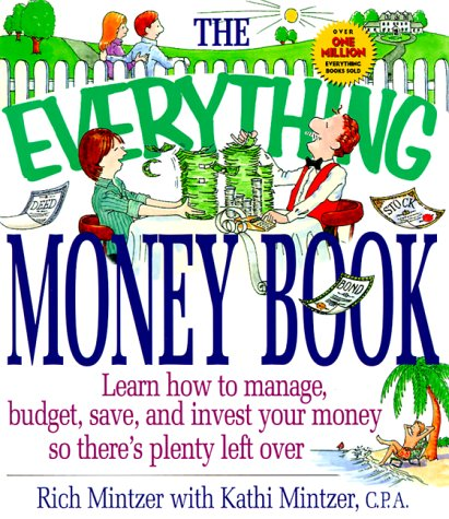 Everything Money Book by Rich Mintzer