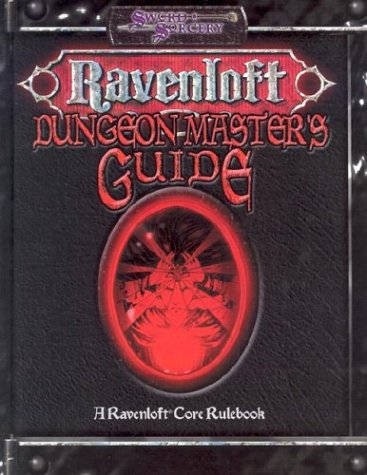 Ravenloft Dungeon Master's Guide: A Ravenloft Core Rulebook