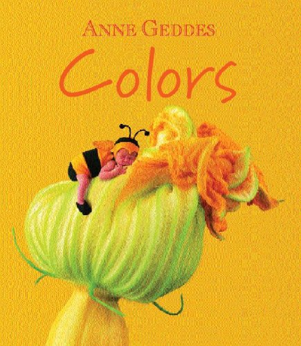 Colors by Anne Geddes