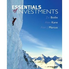 Essentials of Investments - Solutions Manual
