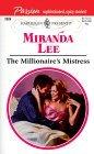 The Millionaire's Mistress