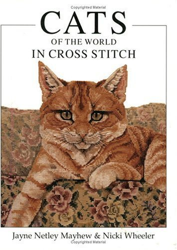 Cats of the World in Cross Stitch