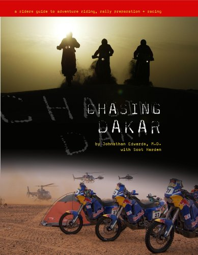 Chasing Dakar by Johnathan Edwards