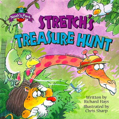 Stretchs Treasure Hunt