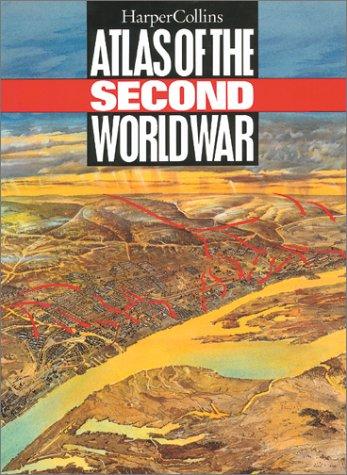 Atlas of the Second World War by John Keegan