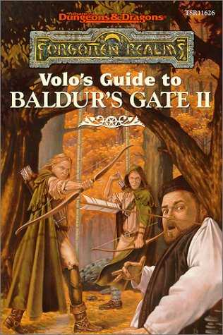 Volo's Guide to Baldur's Gate