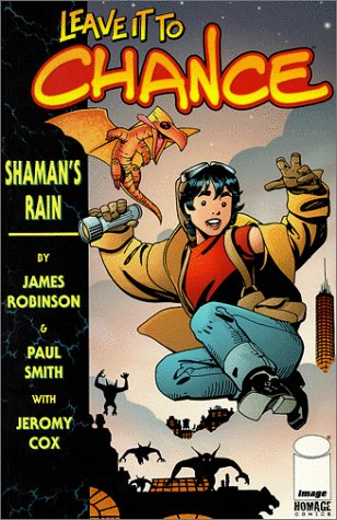 Shaman's Rain by James Robinson