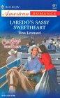 Laredo's Sassy Sweetheart (Cowboys by the Dozen, #2)