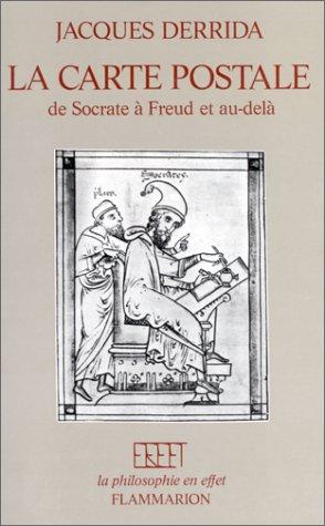 La carte postale: de Socrate à Freud et au-delà