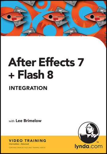 After Effects 7 and Flash 8 Integration