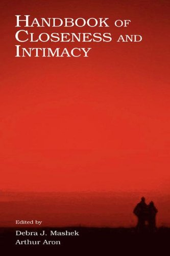 Handbook of Closeness and Intimacy