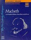 Macbeth Set of 3 Audio Cassettes