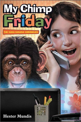 My Chimp Friday: The Nana Banana Chronicles