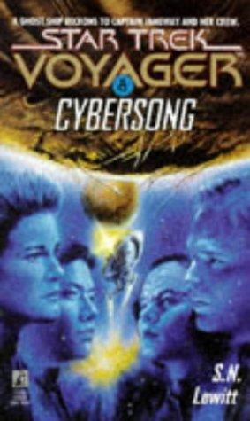 Cybersong by S.N. Lewitt