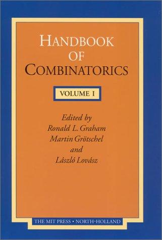 Handbook of Combinatorics: 2-Volume Set