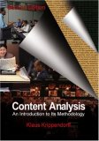 Content Analysis: An Introduction to Its Methodology