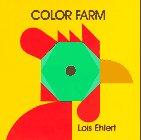 Color Farm Board Book