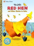 The Little Red Hen and Other Stories to Color (Super Coloring Book)