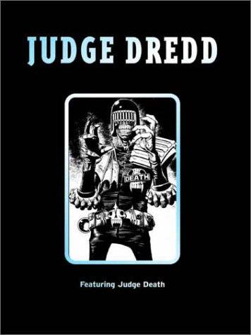Judge Dredd Featuring Judge Death