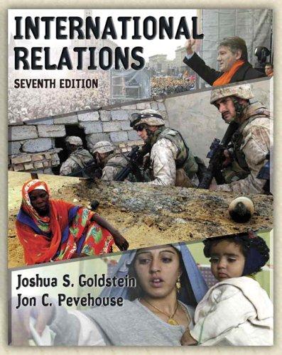 International relations by joshua s goldstein 737295 fandeluxe Images