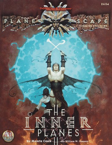 The Inner Planes (AD&D/Planescape)