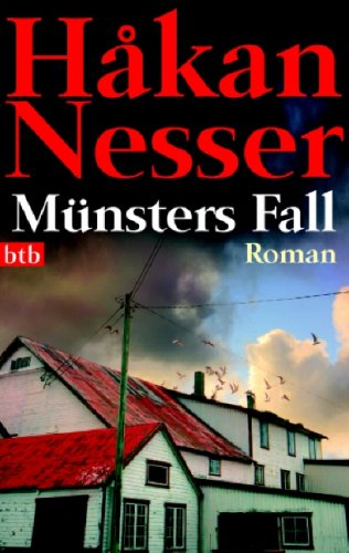 Münsters Fall (Inspector Van Veeteren #6)