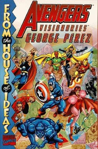 Avengers Visionaries: George Pérez