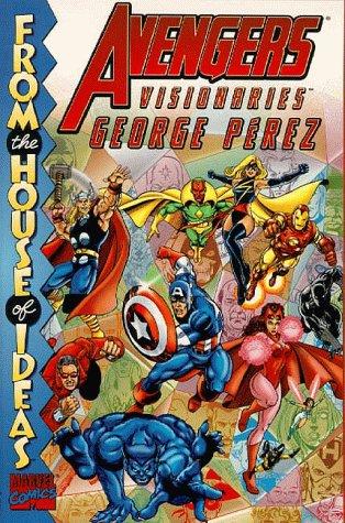 Avengers Visionaries by George Pérez