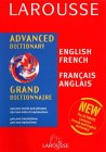 Larousse Advanced Dictionary, Grand Dictionnaire French/English English/French