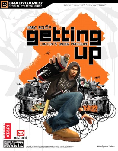 Getting Up: Contents Under Pressure Official Strategy Guide
