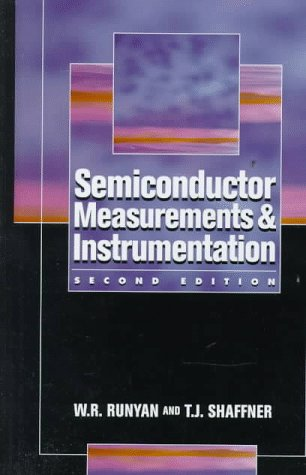 Semiconductor measurements and instrumentation by wr runyan semiconductor measurements and instrumentation fandeluxe Images