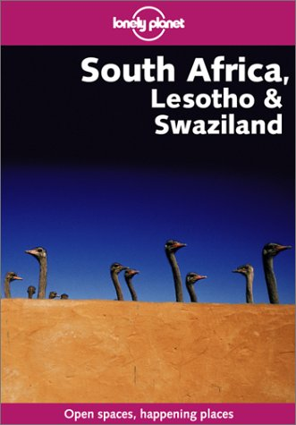 Lonely Planet South Africa, Lesoto & Swaziland