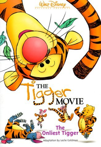 Onliest Tigger Chapter Book