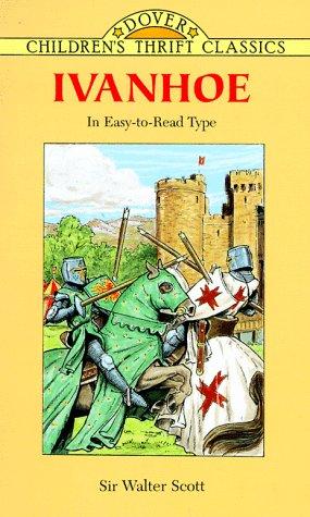 Ivanhoe: In Easy-to-Read Type