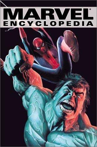 Marvel Encyclopedia, Volume 1