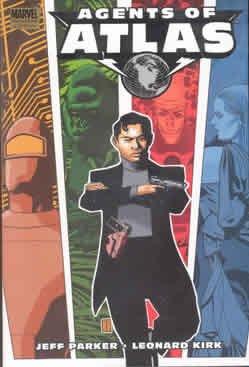 Agents of Atlas by Jeff Parker