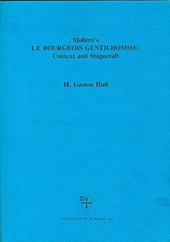 """Moliere's """"Le Bourgeois Gentilhomme"""""""