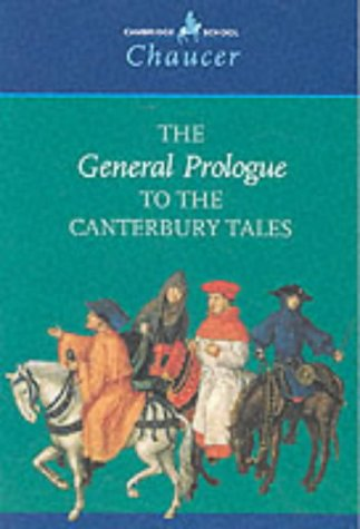 the general prologue of the canterbury tale by chaucer the abominable charm of a friar The canterbury tales: the wif essaysthe only two in the general prologue chaucer describes both i noticed had a graceful charm(23) chaucer also states that.