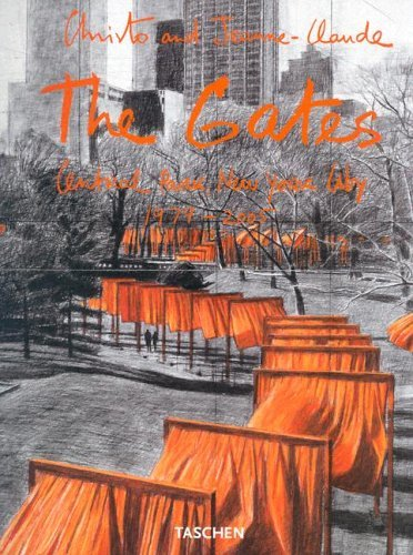 Christo and Jeanne-Claude: The Gates: Central Park, New York City, 1979-2005