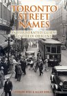 Toronto Street Names by Leonard Wise