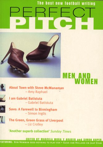 Perfect Pitch: Men and women