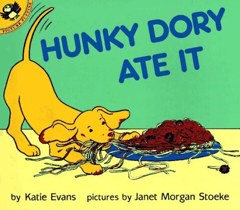 Hunky Dory Ate It