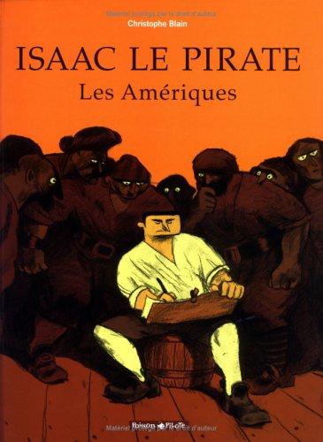 Les Amériques by Christophe Blain