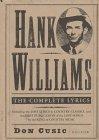 The Complete Lyrics by Hank Williams